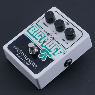 Electro-Harmonix Big Muff Pi Tone Wicker Fuzz Guitar Effects Pedal P-06753