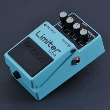 Boss LM-2 Limiter Guitar Effects Pedal P-06762