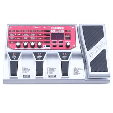 Boss ME-20B Bass Guitar Multi-Effects Pedal P-06767