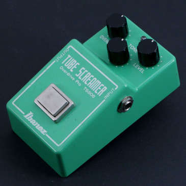 Ibanez TS808 Tubescreamer Overdrive Guitar Effects Pedal P-06775