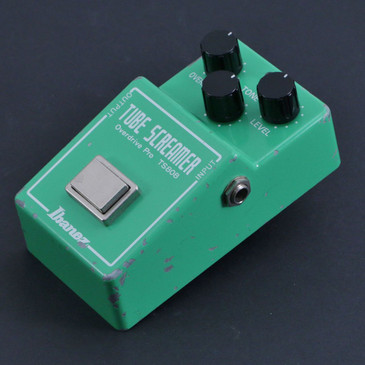 Ibanez TS808 Tubescreamer Overdrive Guitar Effects Pedal P-06785