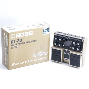 Boss RT-20 Rotary Ensemble Guitar Effects Pedal w/ Box P-06813