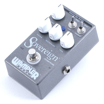 Wampler Sovereign Distortion Guitar Effects Pedal P-06861