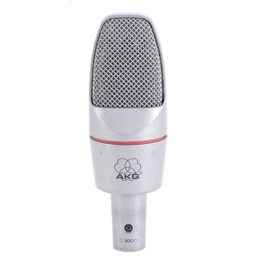 AKG C3000 Condenser Multi-Pattern Microphone MC-3024