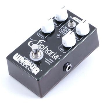 Wampler Euphoria Overdrive Guitar Effects Pedal P-06886