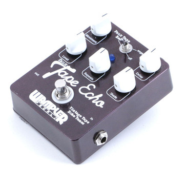 Wampler Faux Tape Echo Delay Guitar Effects Pedal P-06885