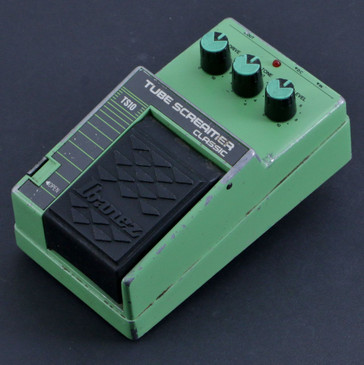 Ibanez TS10 Tube Screamer Classic Overdrive Guitar Effects Pedal P-06912