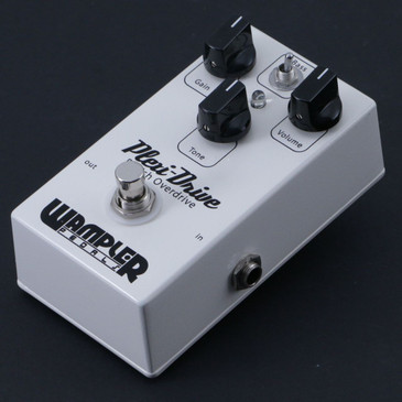 Wampler Plexi-Drive Overdrive Guitar Effects Pedal P-06944