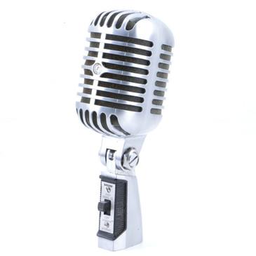Shure 55SH Series II Dynamic Cardioid Microphone MC-3081