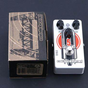 Catalinbread Formula 5 Overdrive Guitar Effects Pedal P-06997
