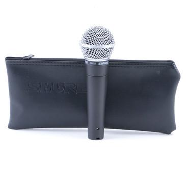 Shure SM58 Dynamic Cardioid Microphone MC-3093