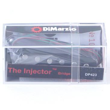 Dimarzio DP423 Paul Gilbert Injector Bridge Guitar Pickup Black