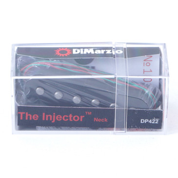 Dimarzio DP422 Paul Gilbert Injector Neck Guitar Pickup Black