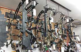 The Archery Spot Guns and More