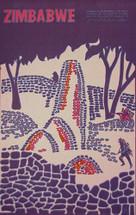 OSPAAAL 1972 -- Solidarity with Zimbabwe