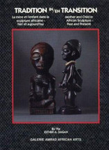 Book:  Tradition in Transition : Mother & Child in African Sculpture