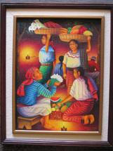 Antonio Coche Mendoza -- Mercado de la Noche