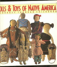 Book:  Dolls & Toys of Native America