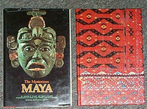 Book:  The Mysterious Maya (National Geographic)
