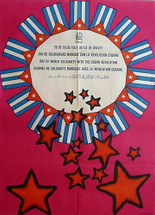 OSPAAAL 1975 -- Solidarity with Cuban Revolution