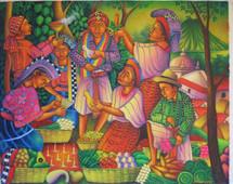 Antonio Coche Mendoza -- Ceremonia Maya Atitlan #2
