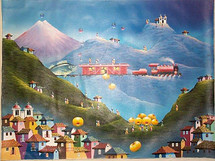 Frederico Fuentes -- Magical Realism #2A