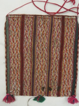 Bolivian chuspa bag #21