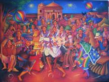 Antonio Coche Mendoza -- Quema del Torito