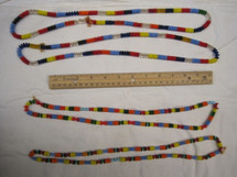 Maya Beaded Necklace #9