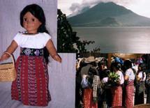 Traditional Maya Doll Clothes