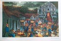 Oscar Peren -- Fuegarones, San Juan Comalapa