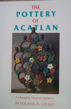 Book:  The Pottery of Acatlan