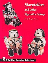 Book:  Storytellers and Other Figurative Pottery