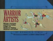 Book:  WARRIOR ARTISTS.
