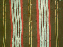 Nigerian Strip Weaving #5