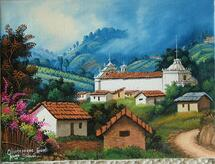 Hugo Simon -- Olintepeque Guatemala