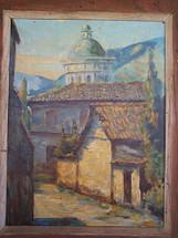 Emilio Moncayo -- Church with Dome