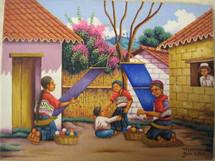 Julio v. Apen -- Weavers of Comalapa