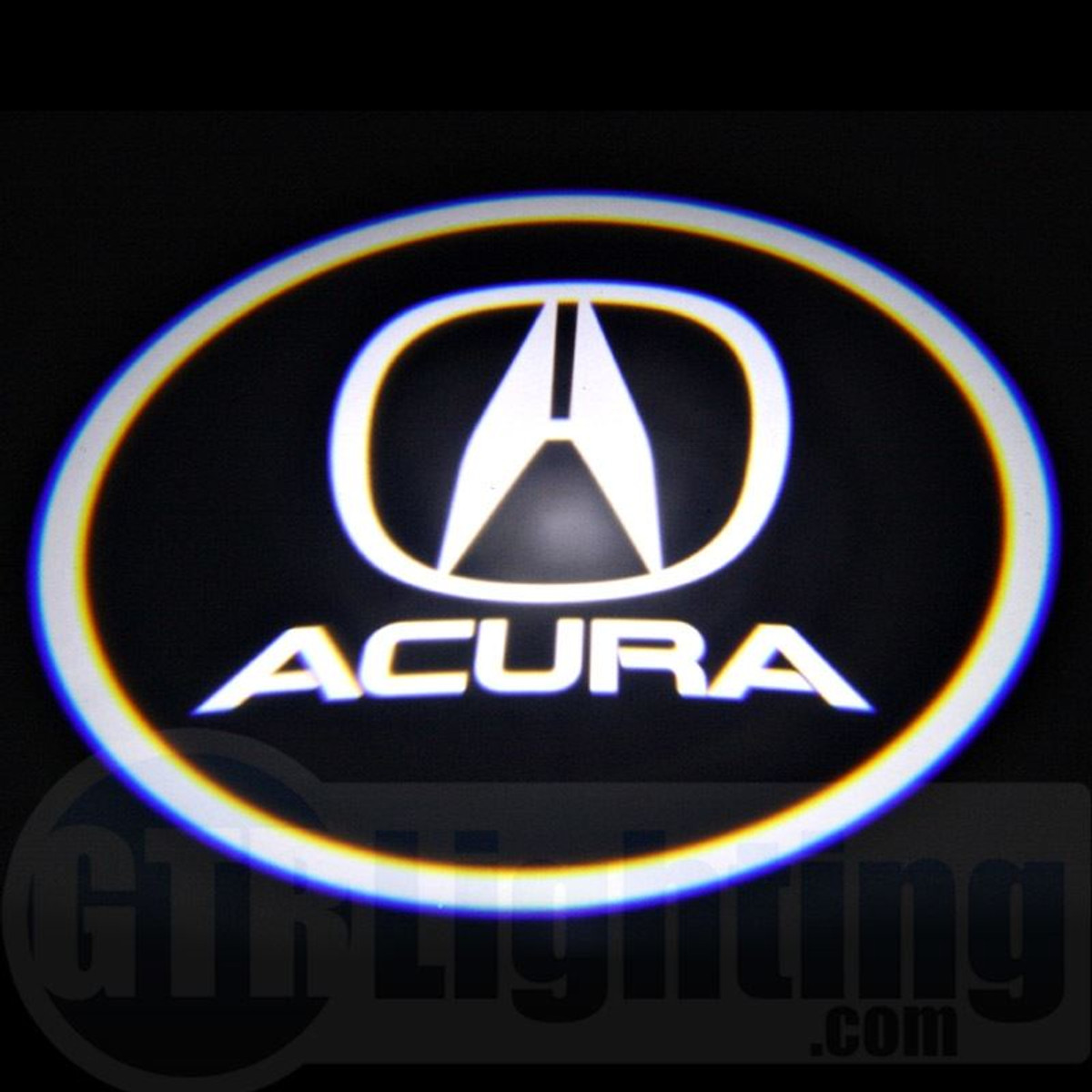 Acura Logo: GTR Lighting LED Logo Projectors, Acura Logo, #45
