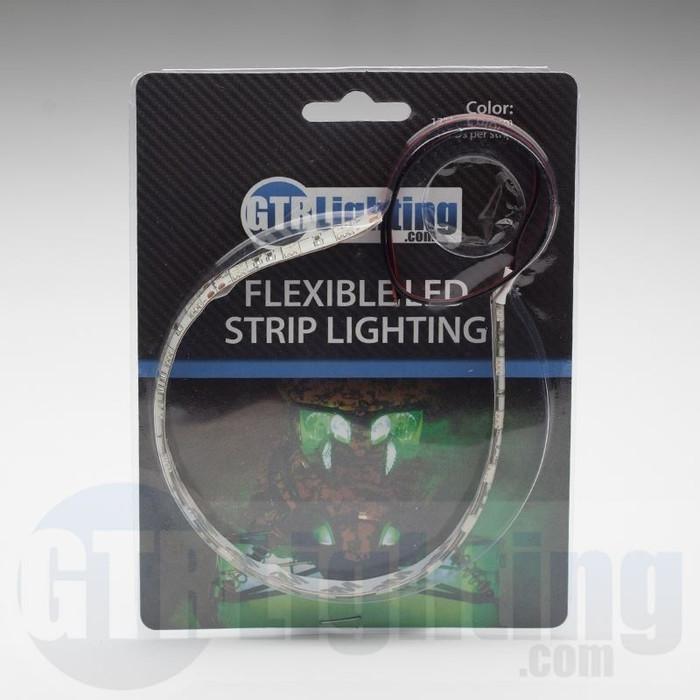 """GTR Lighting 12"""" Flexible LED Strip"""