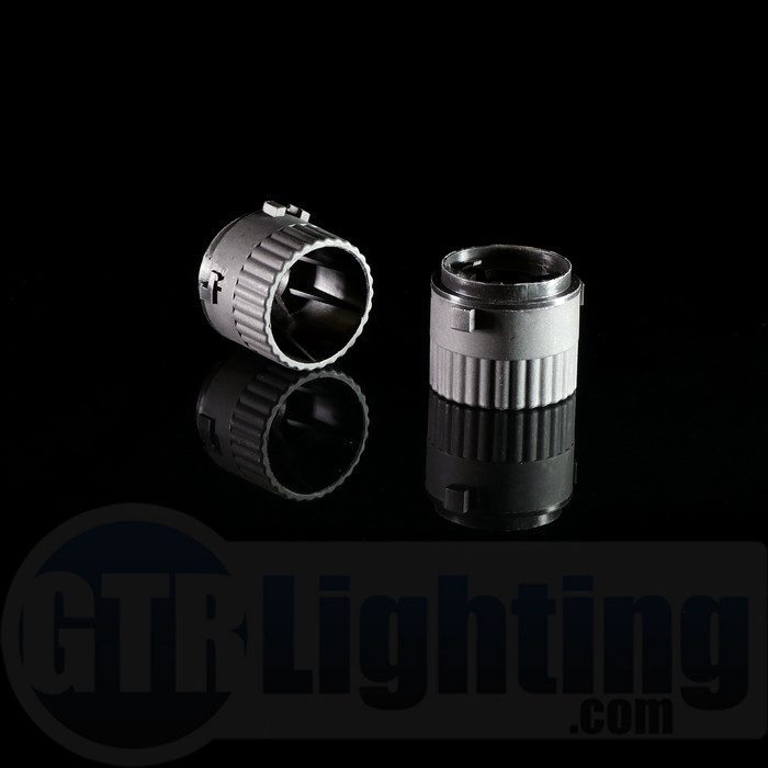 GTR Lighting Volkswagen H7 HID Bulbs Adapters (Post 2009 Golf, GTI, Jetta, Passat)