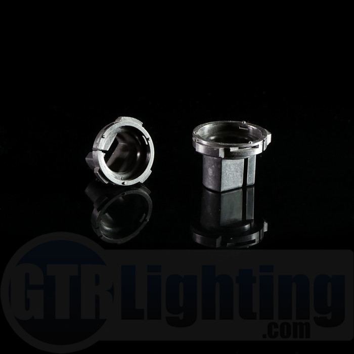 GTR Lighting Ford Escape / Maverick H7 HID Bulbs Adapters