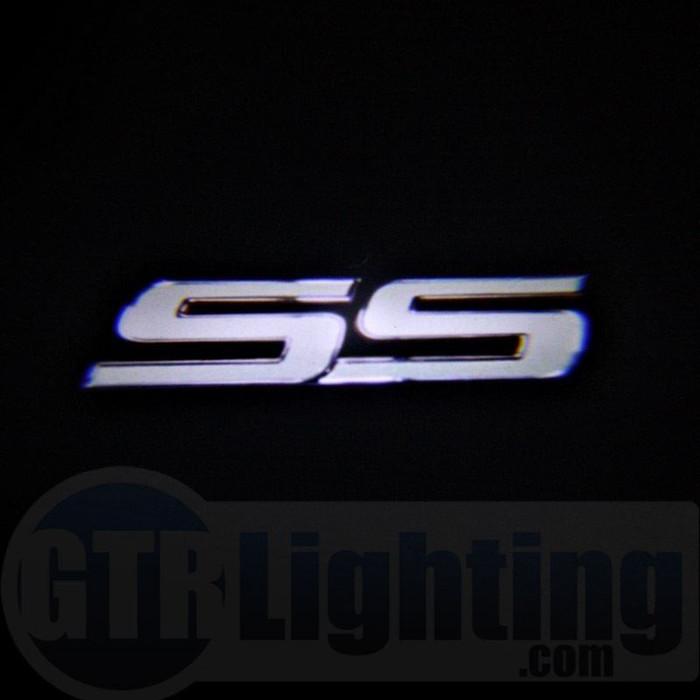 GTR Lighting LED Logo Projectors, Chevy SS Logo, #53
