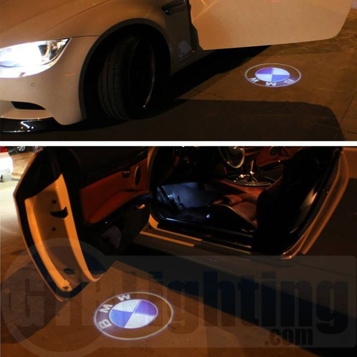 GTR Lighting LED Logo Projectors, BMW Logo, #4