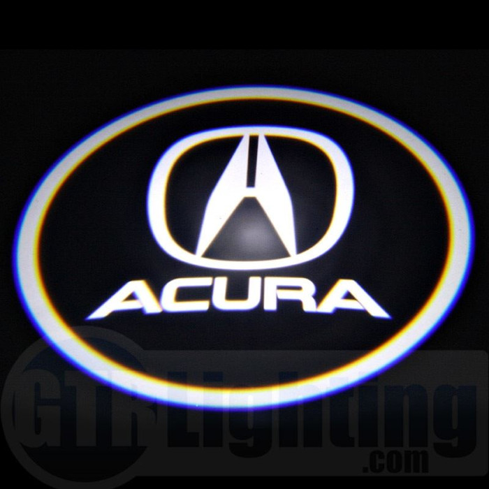 GTR Lighting LED Logo Projectors, Acura Logo, #45