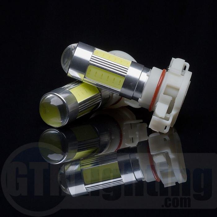 GTR Lighting Lightning Series 5202 / 2504 LED Bulbs, White
