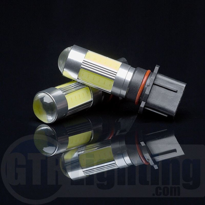 GTR Lighting Lightning Series P13W LED Bulbs