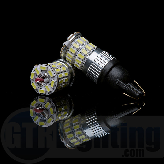 GTR Lighting Reflex Series T10 / 194 / 168 LED Bulbs