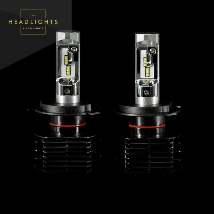GTR Lighting GEN 3 Ultra Series LED Headlight Bulbs - H4 / 9003