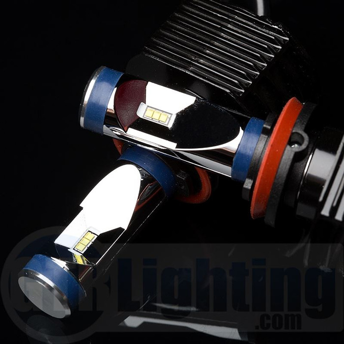 GTR Lighting GEN 3 Ultra Series LED Headlight Bulbs - H8 / H9 / H11